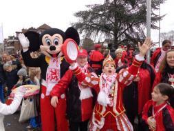 Straßenkarnevalsparty der Originale in Niederkassel