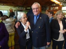 Originale gratulieren dem Reit- und Fahrverein Lohausen