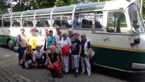 Sommerausflug der Originale nach Brüggen