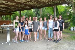 Kinder und Jugend auch im Sommer aktiv