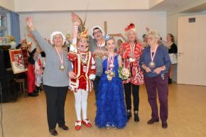 Originale-Seniorenkarneval im Kronenhaus