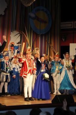 Pänz en de Bütt - Karnevalsrevue