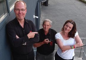 Düsseldorfer Originale wählen neuen Vorstand