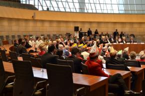 Im Landtag des Landes NRW