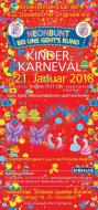Originale Kinderkinderkarneval