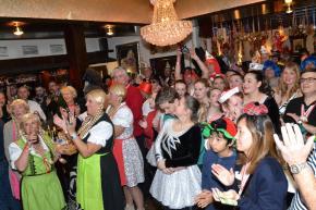 Mit Vollgas ins Jahr 2016 - Unser karnevalistischer Stammtisch