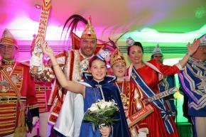 Jeck ins neue Jahr - Unser karnevalistischer Stammtisch 2018