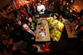Karnevalsstart ins Jahr 2015 - Unser karnevalistischer Stammtisch